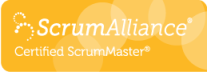 Certified ScrumMaster by Scrum Alliance